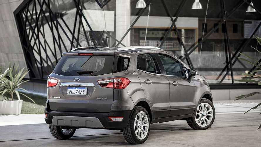 Semana Motor1.com: Novo EcoSport sem estepe, novo Clio e mais