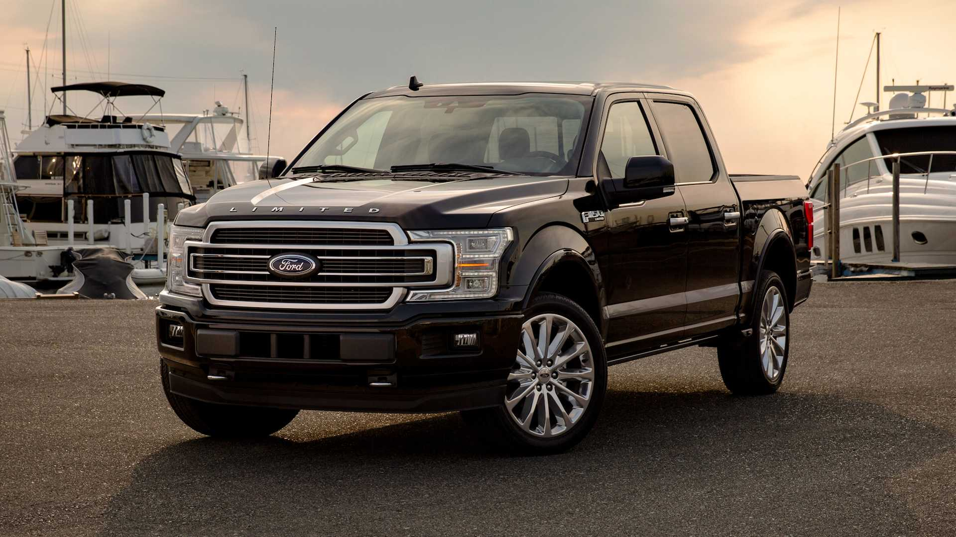 Ford F-150 Limited Now Second-Fastest Truck Of All Time