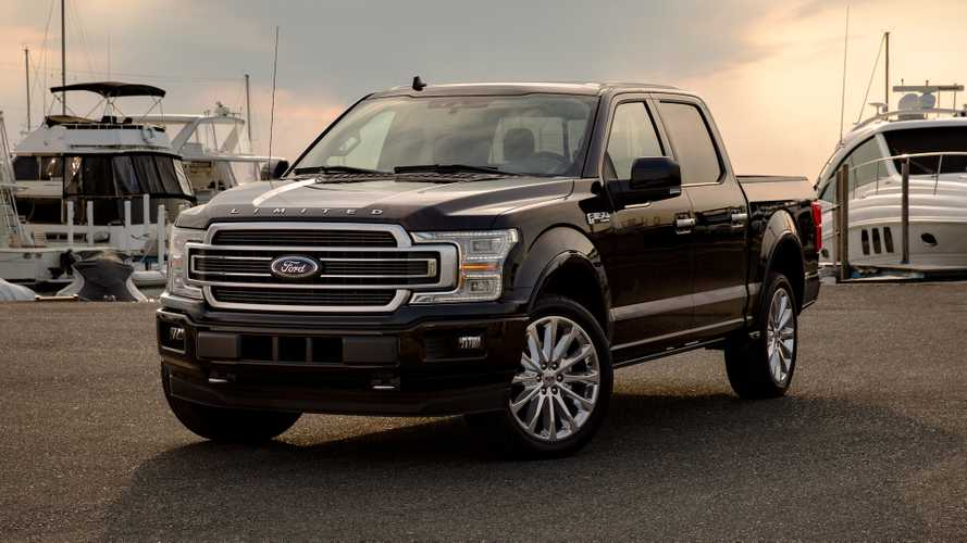 Ford Dials Down V8 F-150 Production Amid Weak Demand