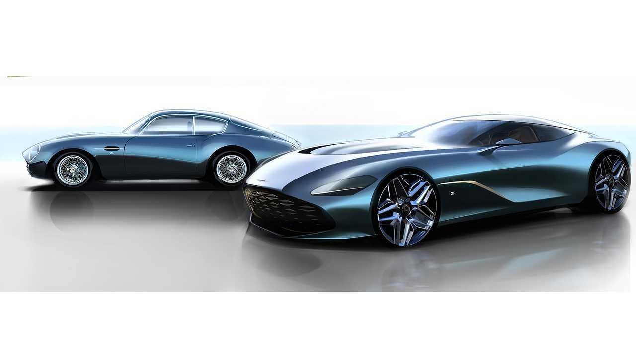 Aston Martin DBS GT Zagato и продолжение DB4 GT Zagato