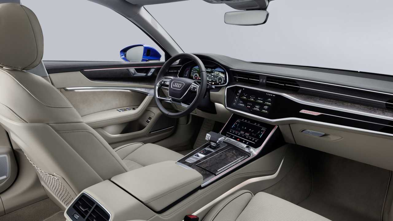 Audi A6 Avant 45 TDI quattro