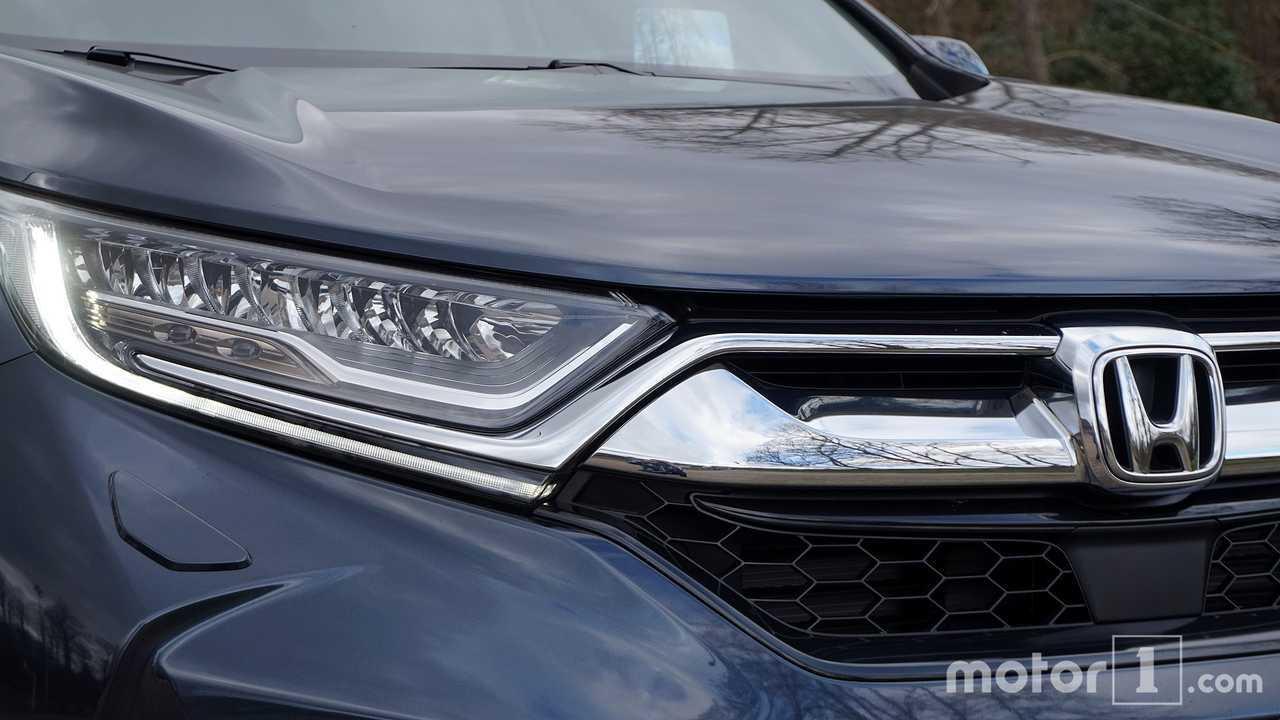 Essai Honda CR-V Hybrid (2019)