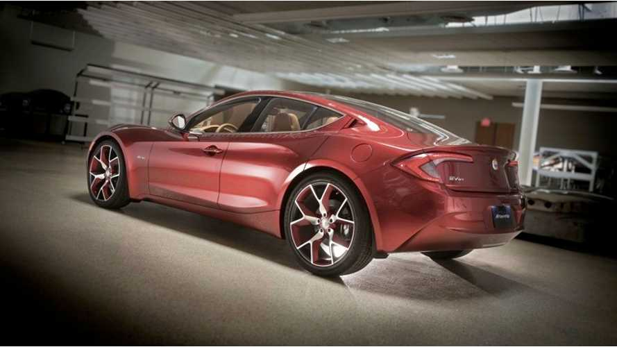 Who Will Supply the Battery to the Fisker Atlantic?  A123, If They Want To