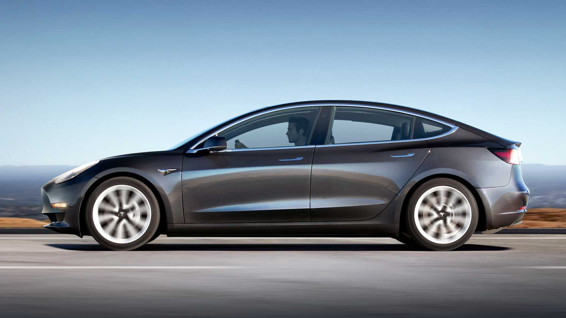 Tesla Model 3 S X In U April 2019