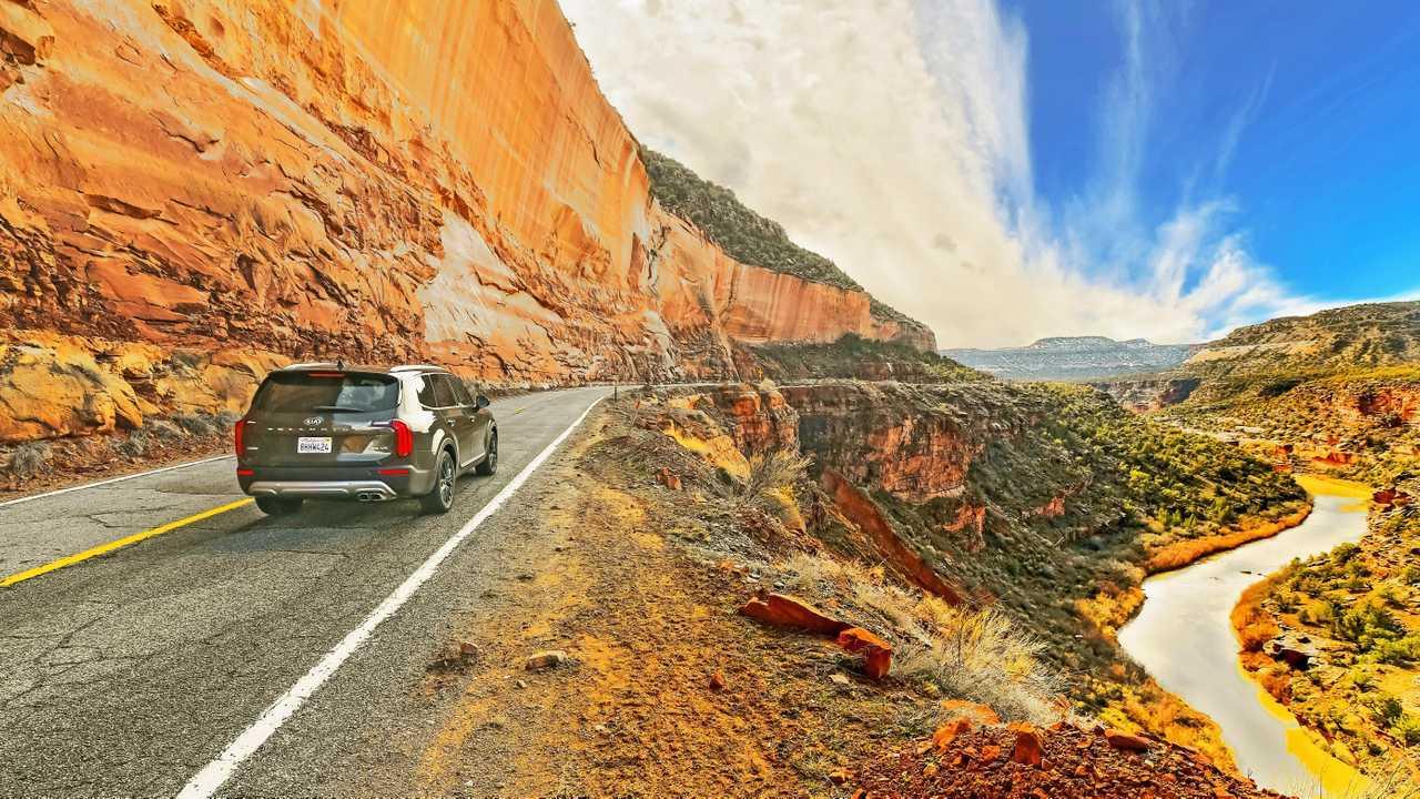2020 Kia Telluride SX First Drive: Telluridin' Dirty