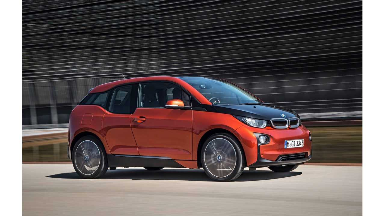 BMW i3 With Range Extender Priced at $45,200 or $3,850 More Than BEV Version