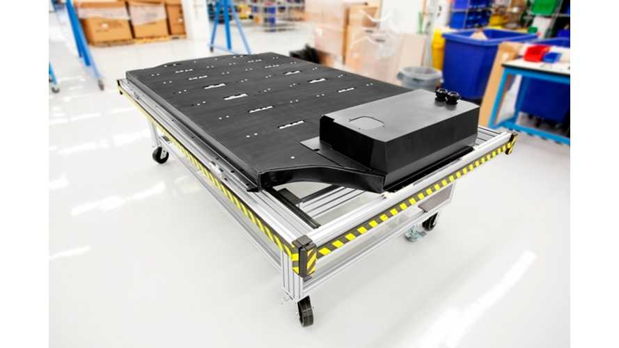 """Panasonic to Up Lithium-Ion Cell Production to Meet """"Robust Demand"""" for Tesla Model S"""