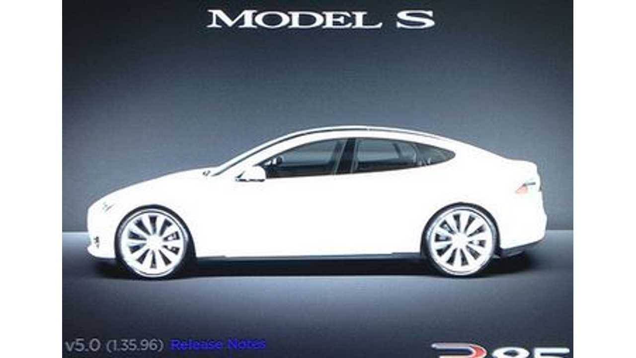 Tesla Model S Firmware 5.0 Adds Sleep Mode to Cut Vampire Loss By Up To 75%