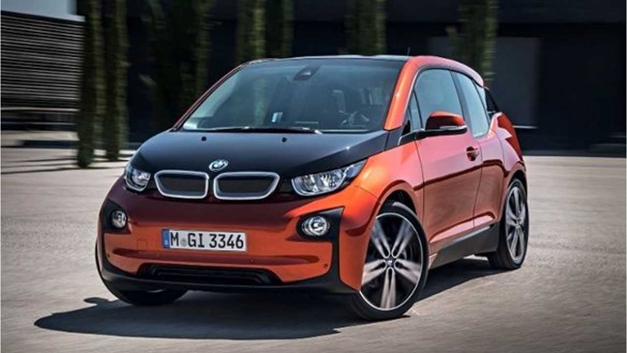 BMW's DriveNow Car Sharing Service Expected to Add i3s to US Fleet in 2014