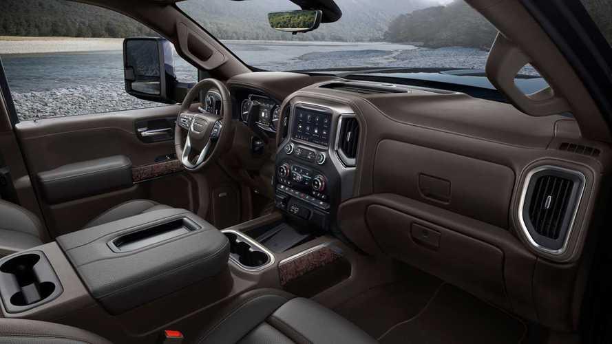 2020 GMC Sierra HD