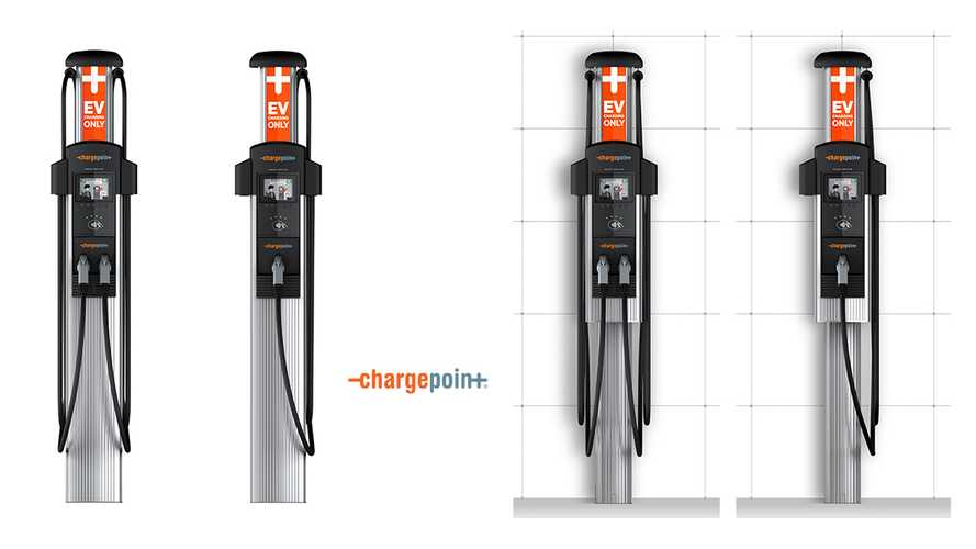 ChargePoint Offers $1,250 Trade-Up Credit to Upgrade From CT2000 to CT4000 Multi-Vehicle Charger