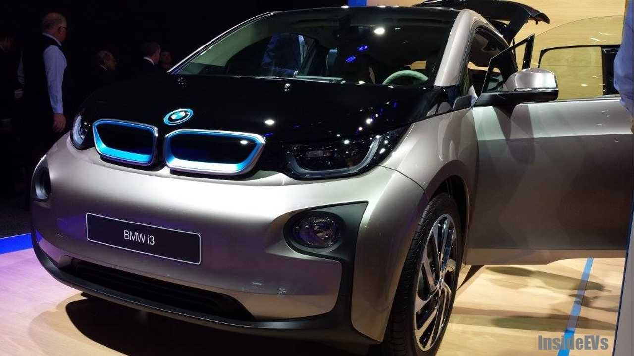 Report:  BMW i3 Production 50% Below Expectations - Carbon Fiber To Blame?