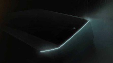 Tesla Pick-up, il primo teaser