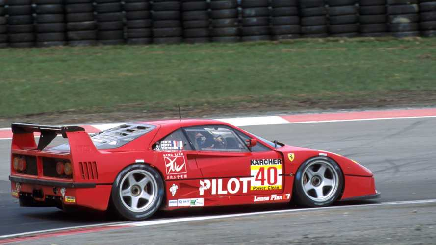 Ferrari Launches New F40 And F50-Eligible Historic GT Series