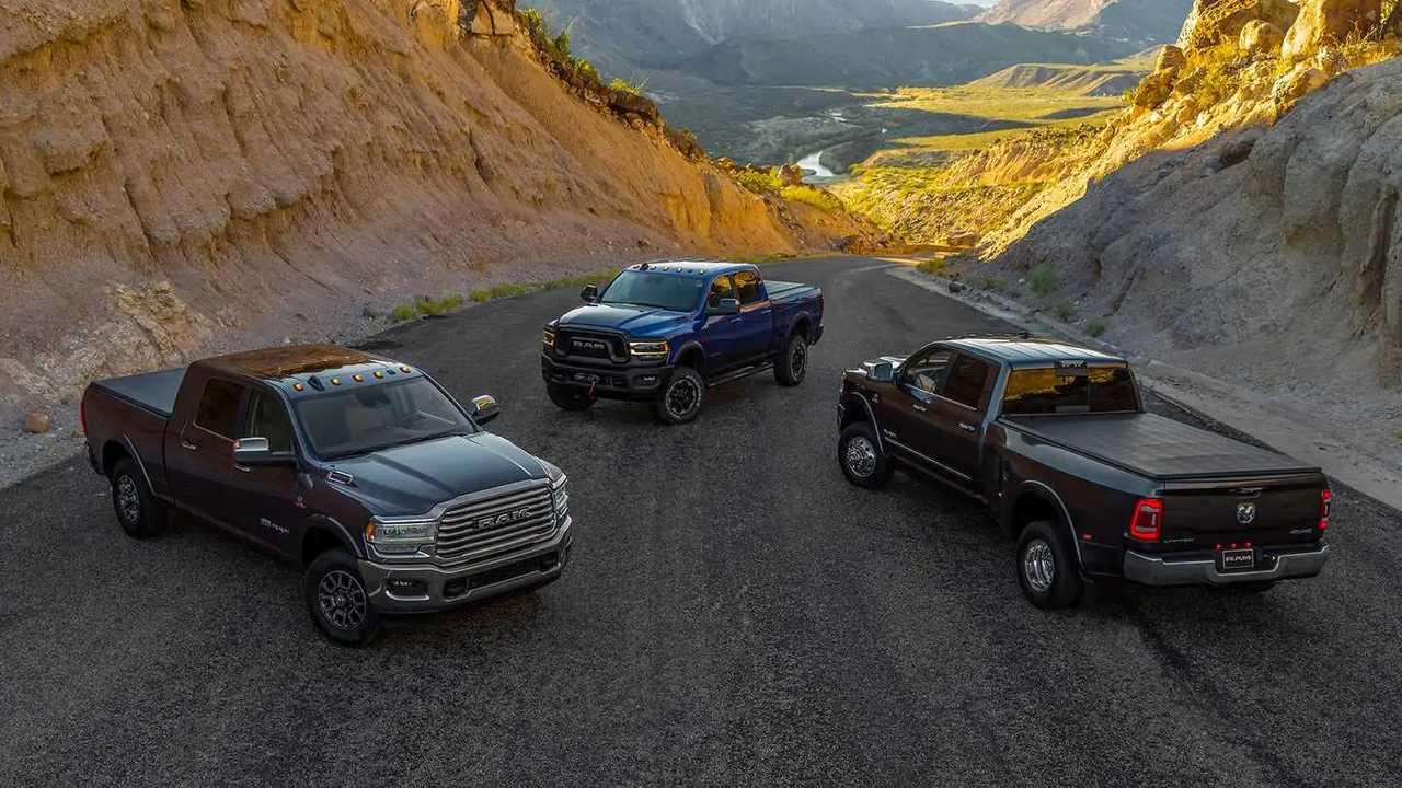 2019 Ram Heavy Duty First Drive: Much More Than Truck Stuff