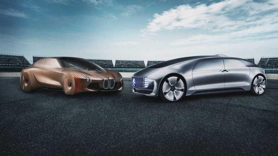 Közösen fejleszt vezetéstámogató-és önvezető rendszereket a BMW és a Daimler