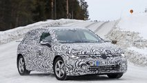 2020 VW Golf spy photo