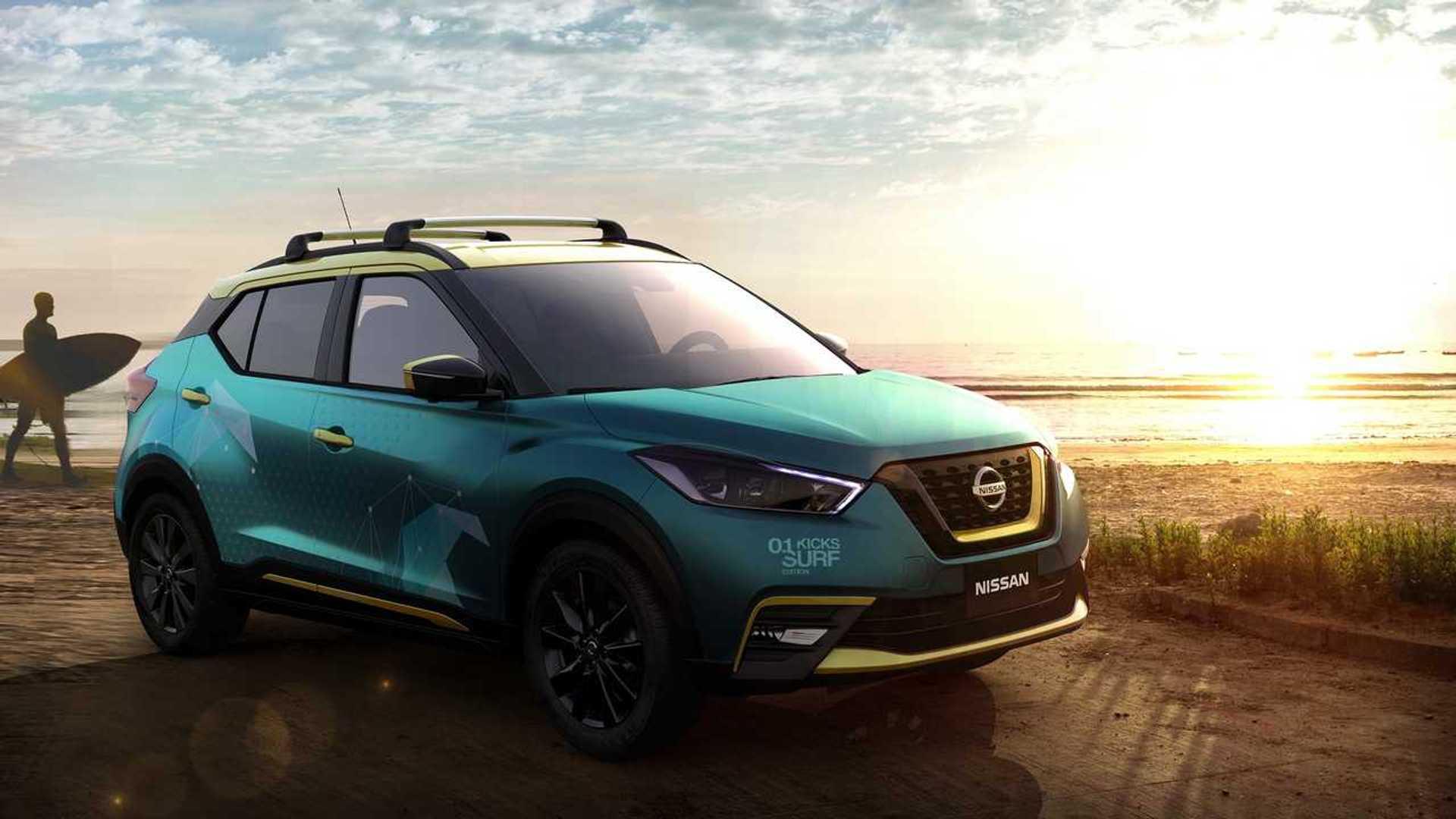 2017 - [Nissan] Kicks - Page 3 Nissan-kicks-surf-concept