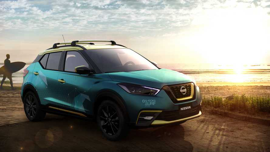 Nissan Kicks Surf