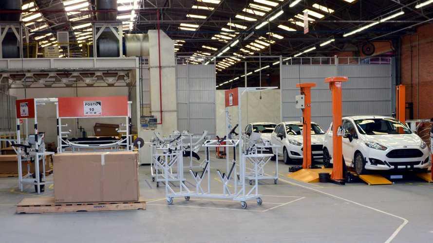 Ford diz que não investirá no ABC, mas revela três interessados na fábrica