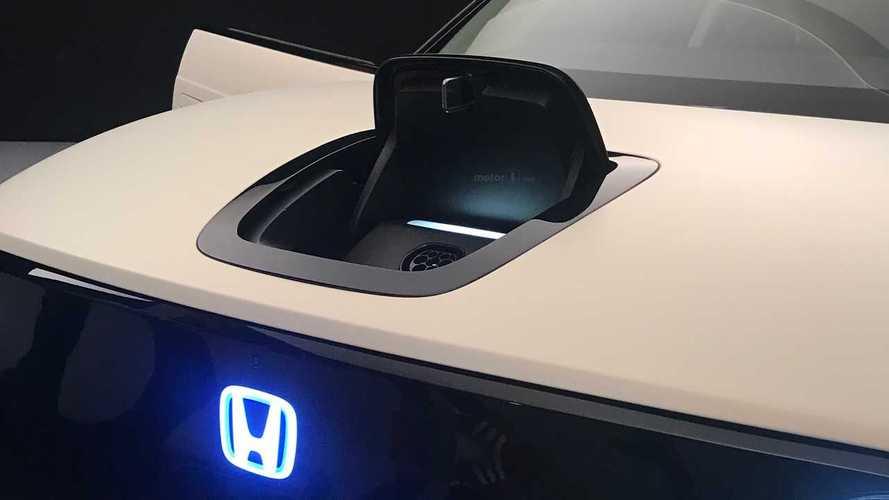 Honda - Une autre plateforme à roues arrière motrices pour ses voitures électriques ?