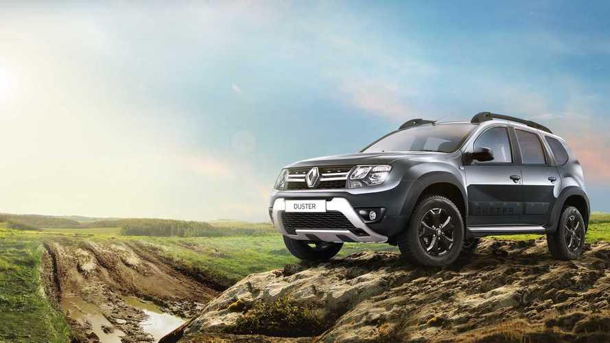 В России продали свыше 450 000 Renault Duster