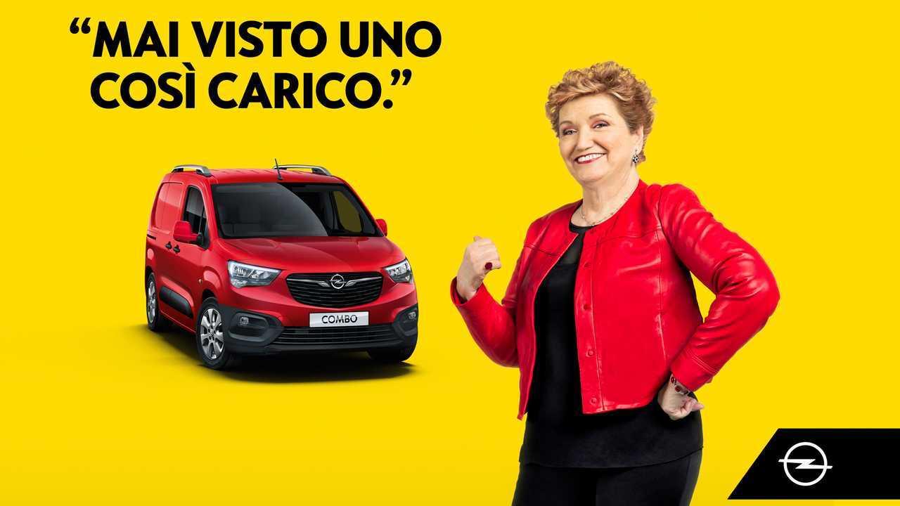 Banner ADV Mara Maionchi_Veicoli Commerciali Opel_1