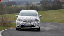 Honda Fit or Jazz spy shots