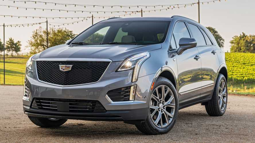 2020 Cadillac XT5 Shows Off Its Subtly Updated Looks