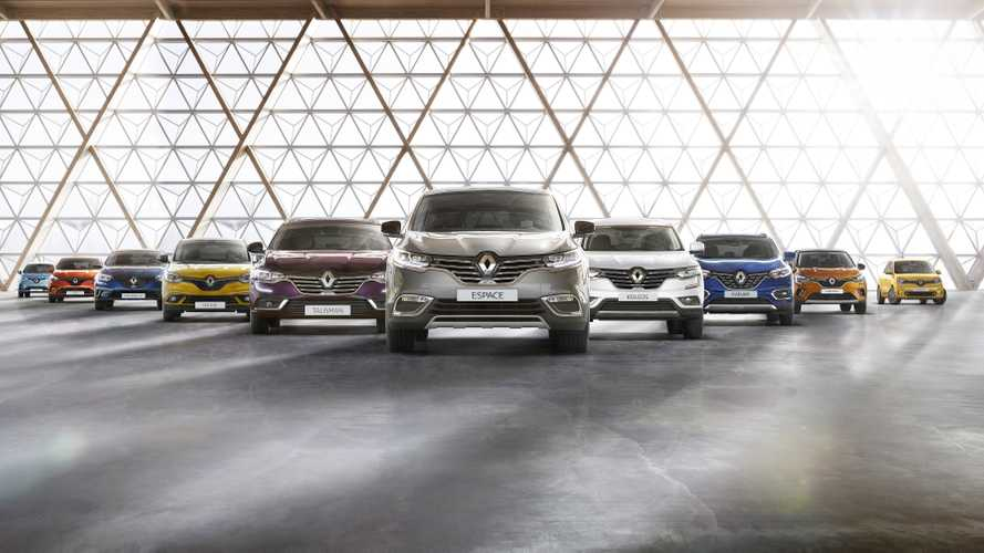 Renault Group global hedefini yakaladı