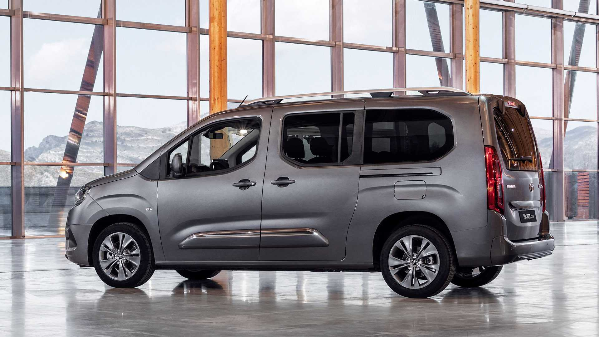 2020 Toyota Verso New Model and Performance