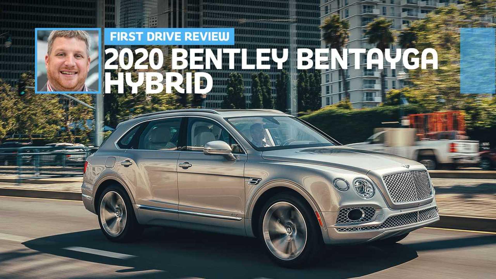 2020 Bentley Bentayga More Powerful Than Ever >> 2020 Bentley Bentayga Hybrid First Drive Starting The