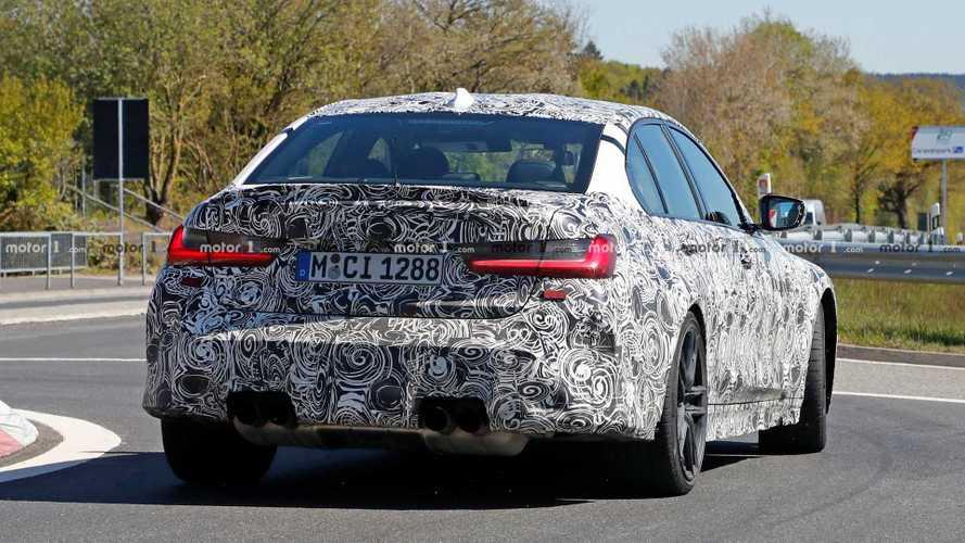 Les nouvelles BMW M3 et M4 seront bien proposées en boîte manuelle !