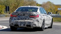 video bmw m3 developpement nordschleife