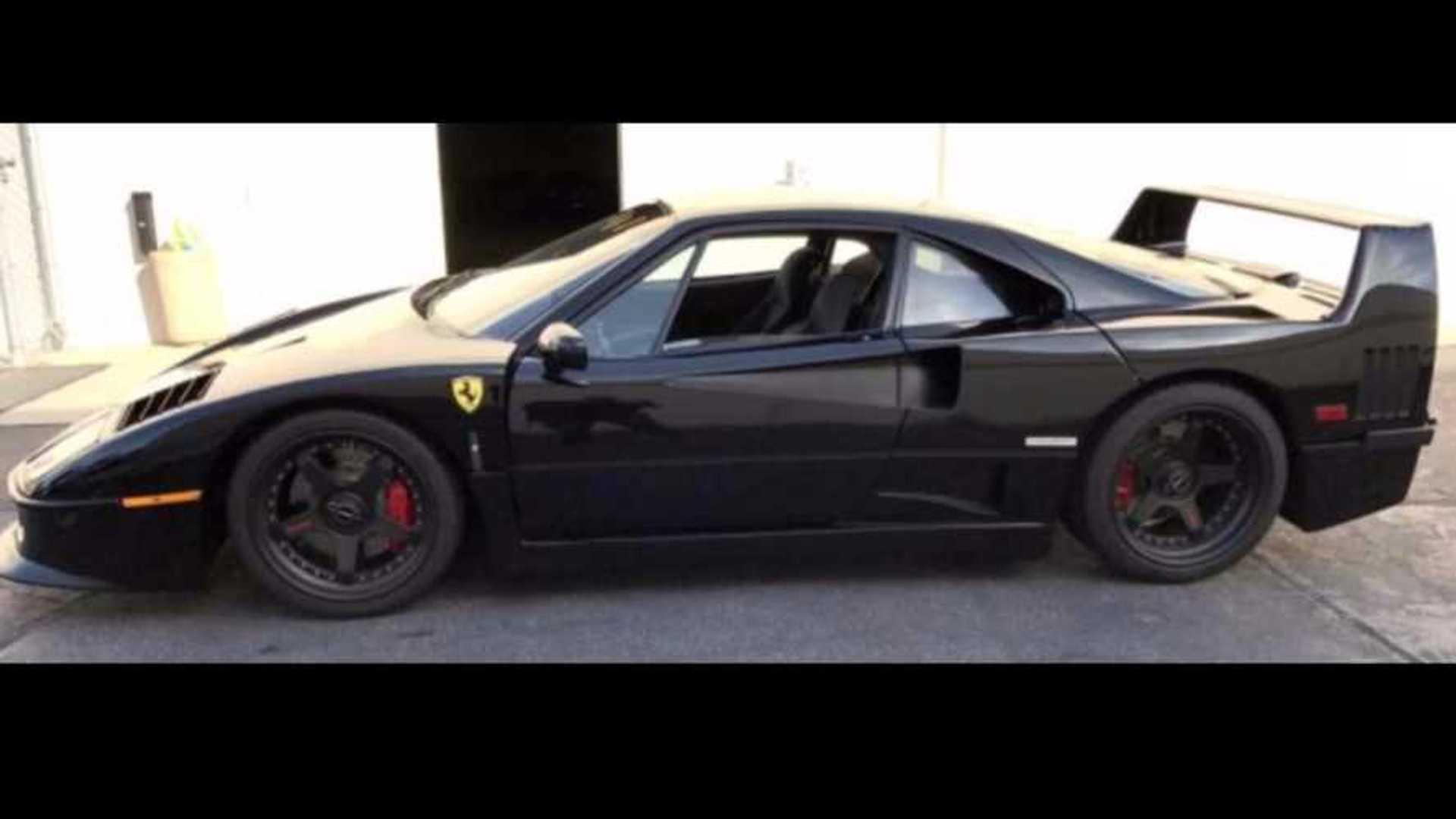 """[""""Ferrari F40""""]"""