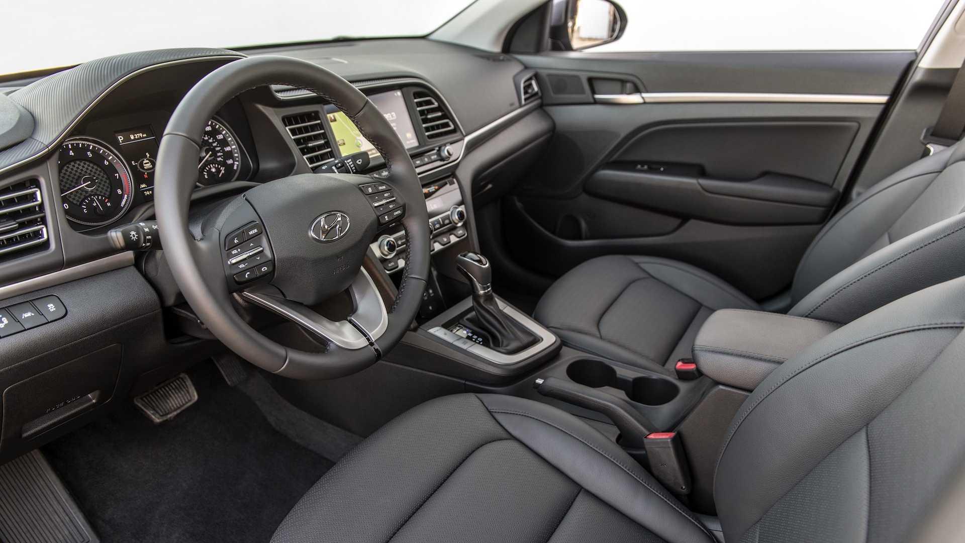 2020 Hyundai Elantra Drops Manual Gains More Standard Features
