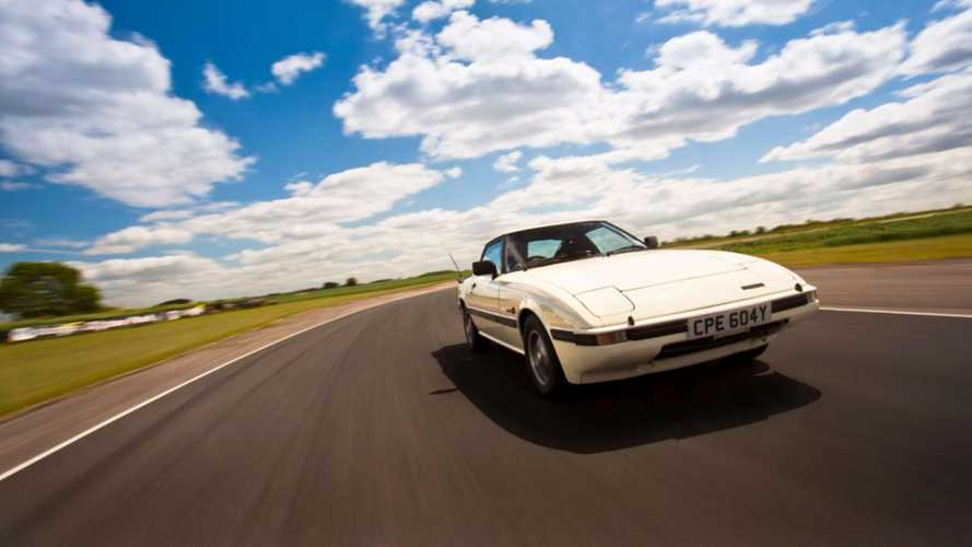 This is why we love the Mazda RX-7