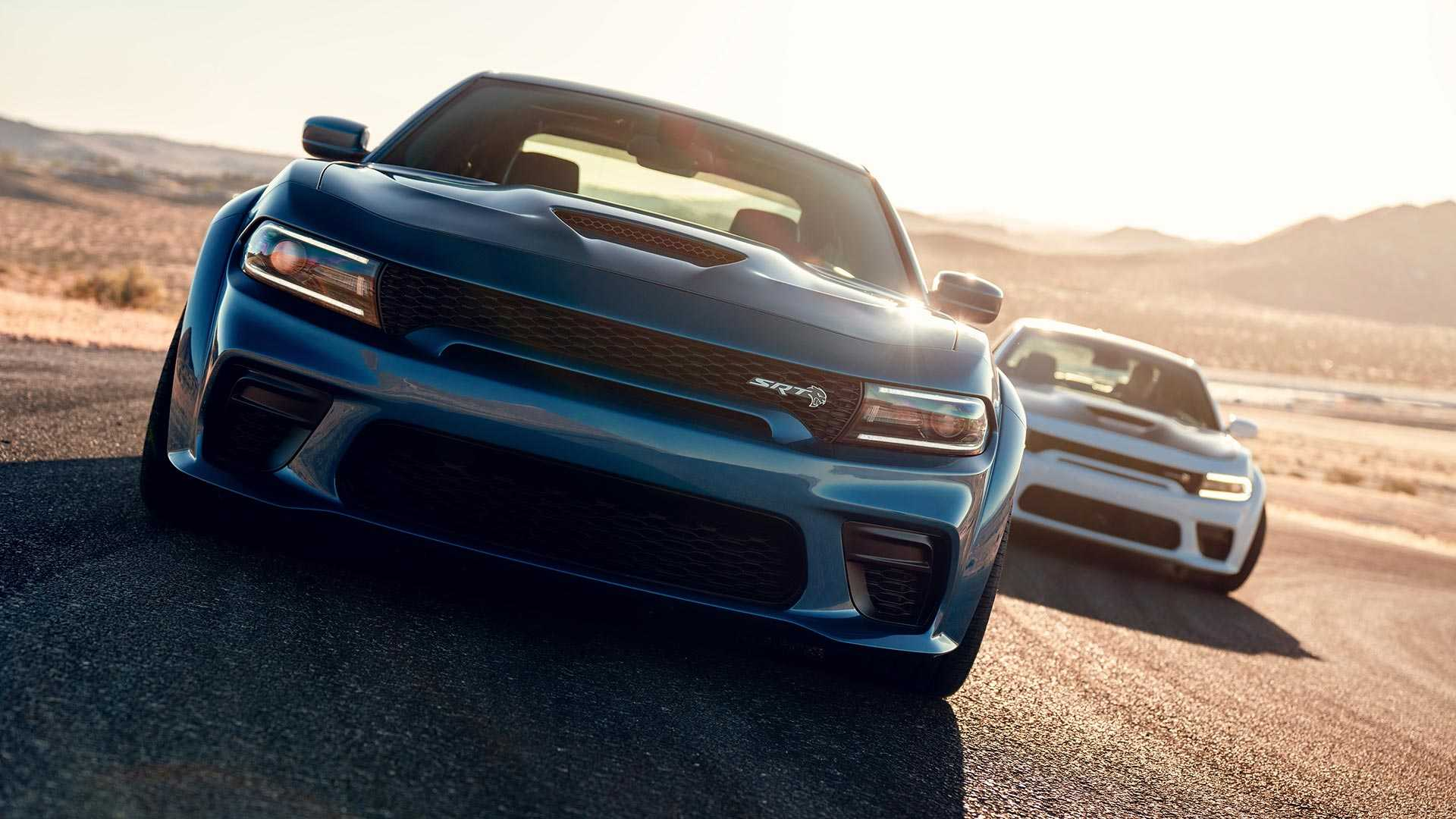 2020 Dodge Charger Srt Hellcat Widebody Starts At 71 140