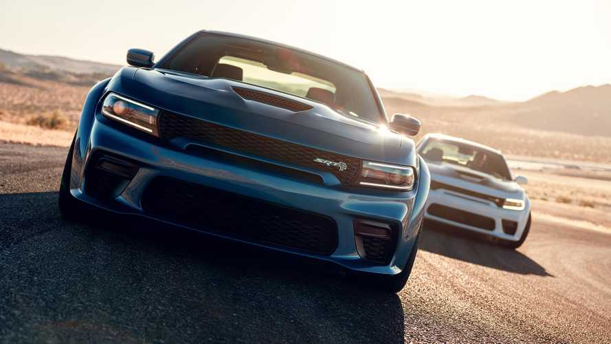 Dodge Charger Hellcat Non-Widebody Is Dead, Long Live The Widebody
