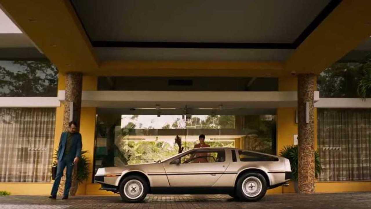 Trailer Driven (John DeLorean