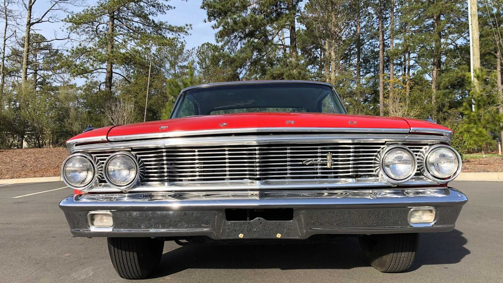 "[""1964 Ford Galaxie Fastback R-Code: An Icon From Ford Racing History""]"