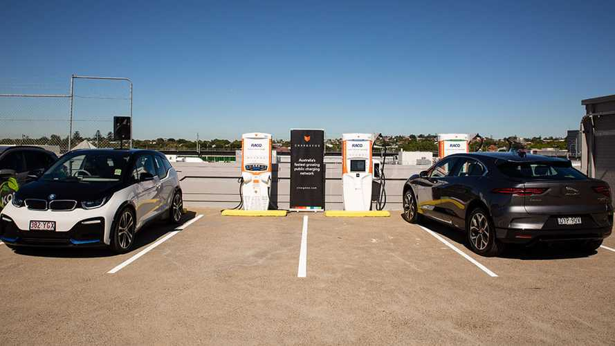 Tritium Installs Its First 350 kW DC Fast Charger In Australia