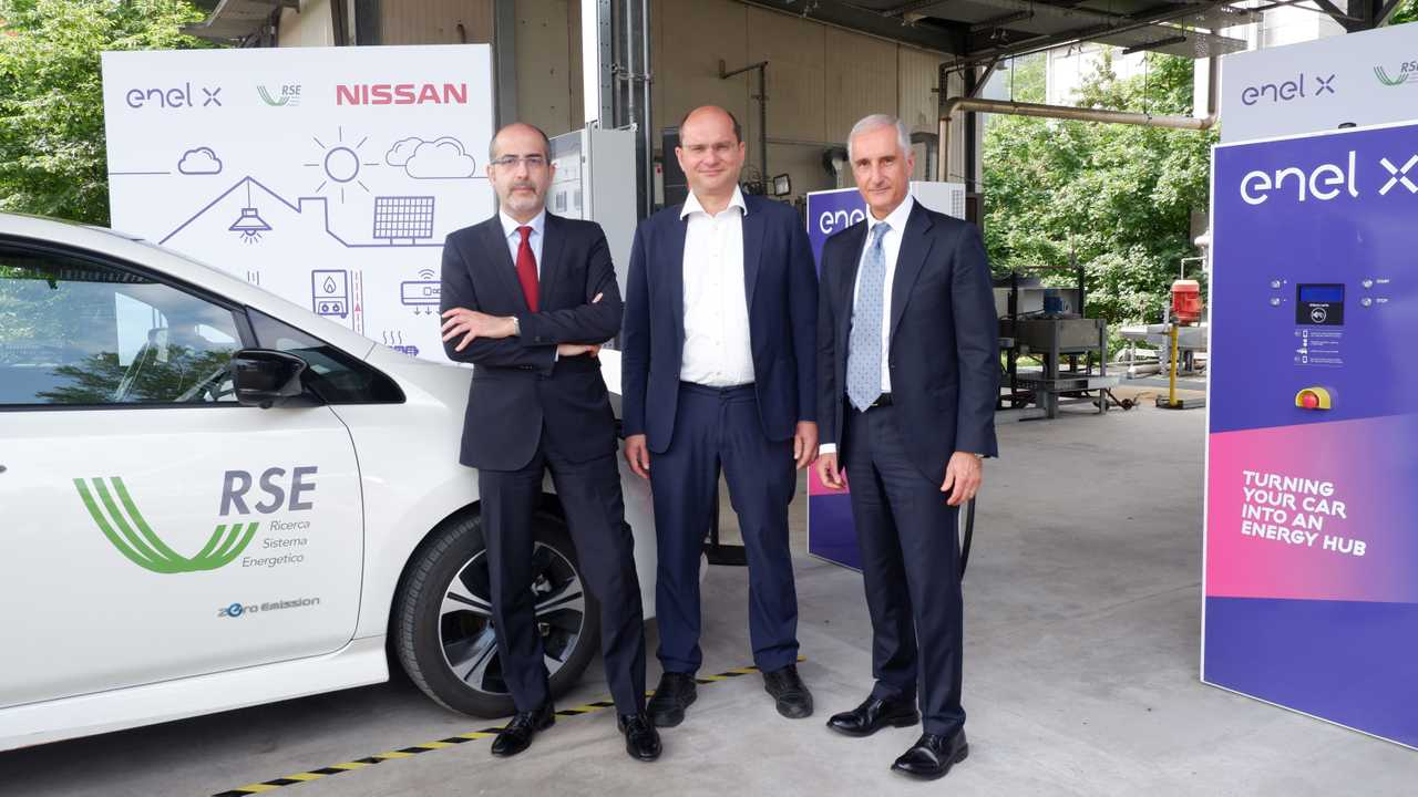 Nissan Enel X