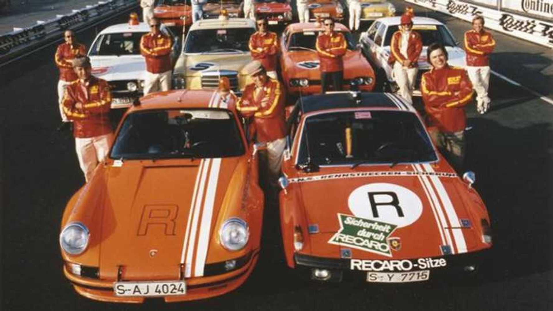 "[""Porsche 914 50th Anniversary Celebrated At Museum""]"