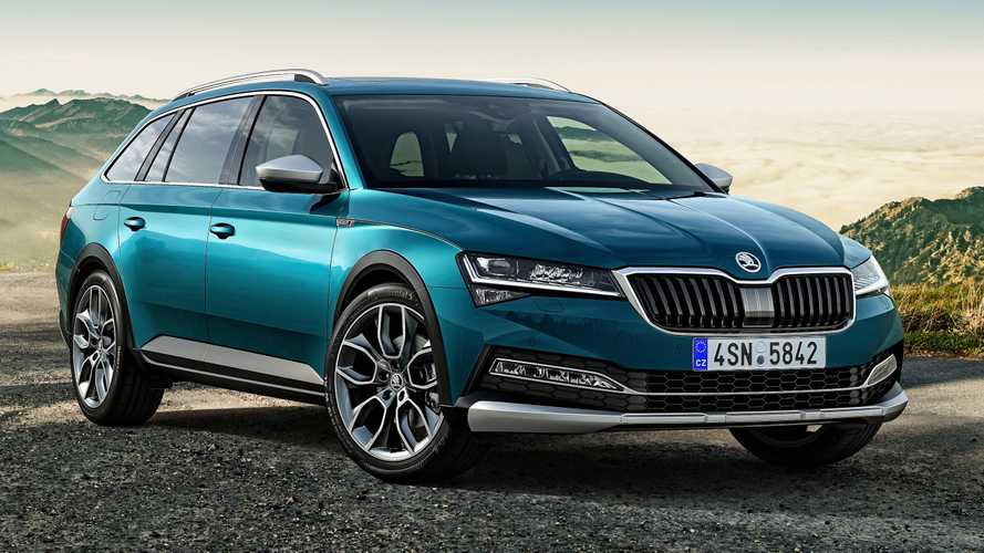 2019 Skoda Superb Scout, SUV'lere alternatif olmaya geldi