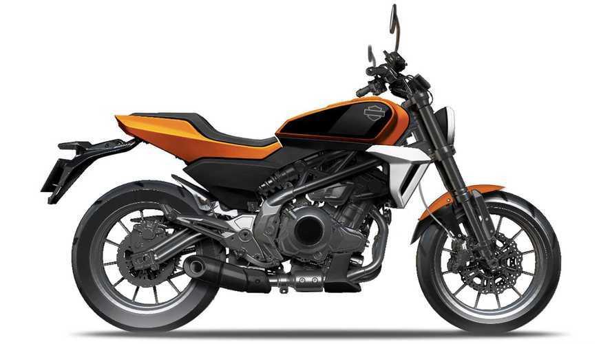 Harley-Davidson HD350, un altro passo verso la produzione