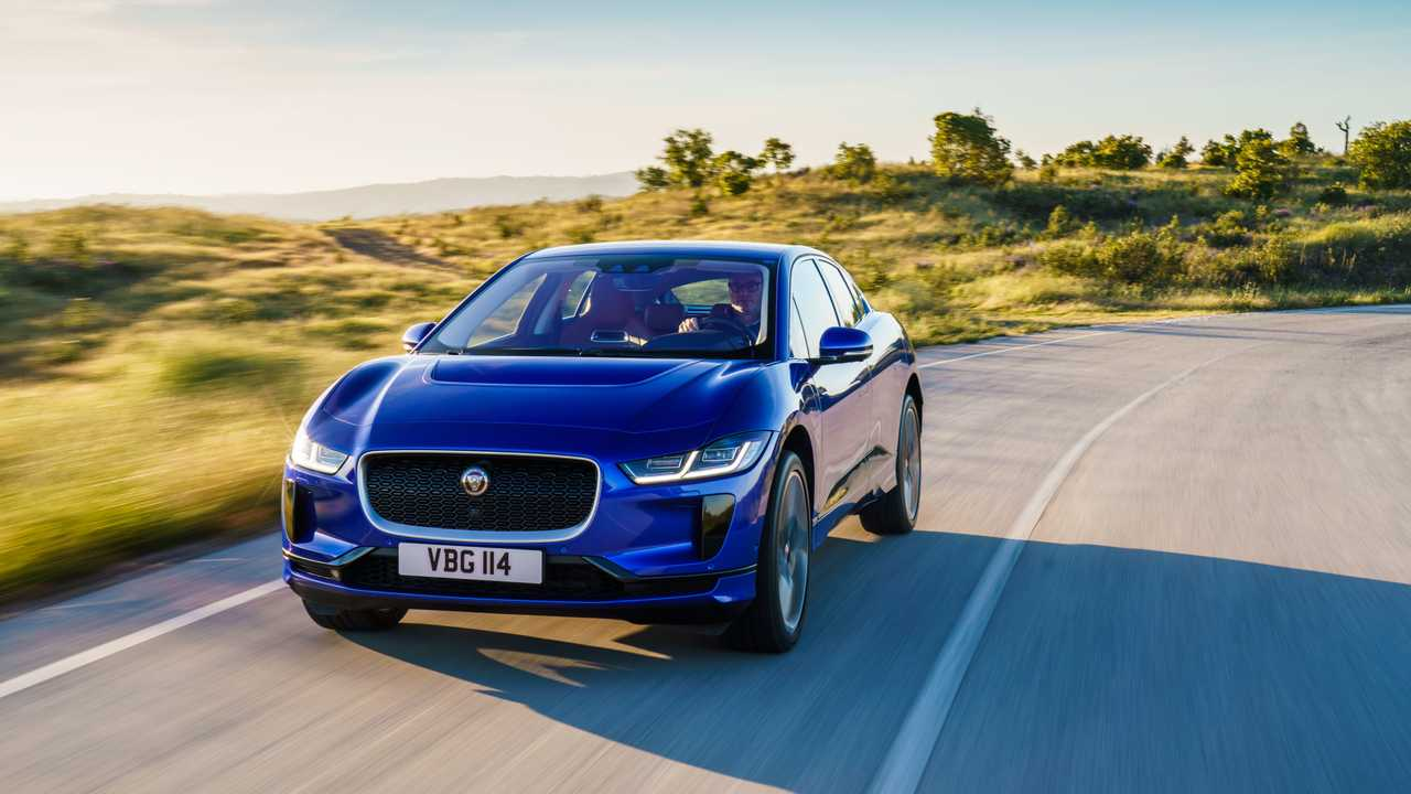 World Car Of The Year: Jaguar I-Pace