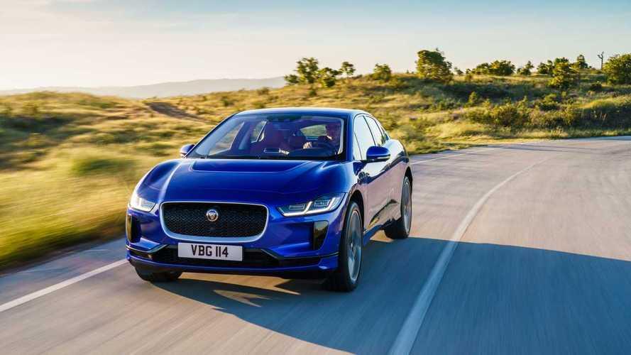 Jaguar I-Pace fren problemi nedeniyle geri çağrılıyor