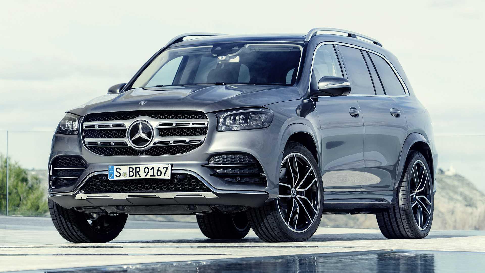 SUV Mercedes GLS