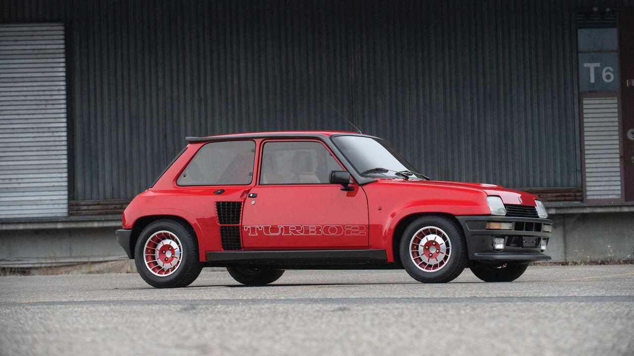 Renault 5 Turbo 2 1985